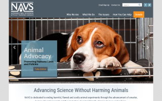National Anti-Vivisection Society News