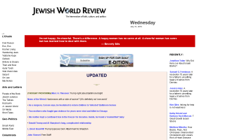 Jewish World Review