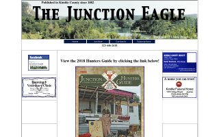 Junction Eagle (The)