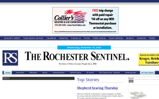 Rochester Sentinel (The)