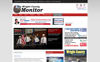 Wright County Monitor (The)