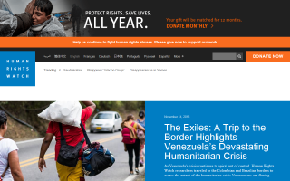 Human Rights Watch – India