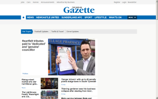 Shields Gazette (The)