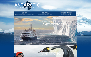 Antarctic Connection News