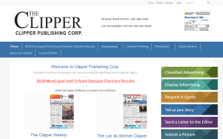 Clipper weekly (The)