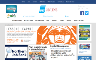 Northern News Services