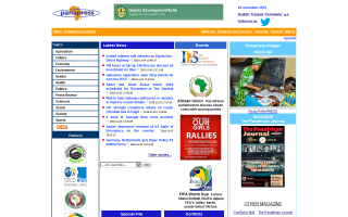 Panapress – Comoros