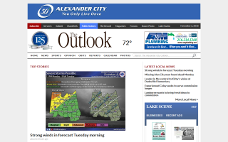 Alexander City Outlook (The)