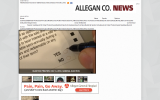 Allegan County News (The)