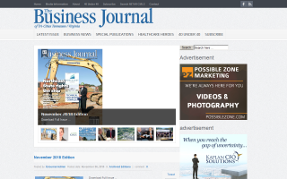 Business Journal of Tri-Cities