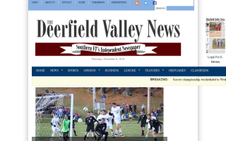 Deerfield Valley News